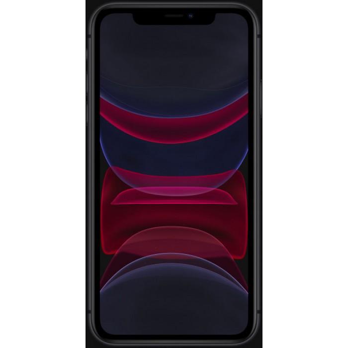 Смартфон Apple iPhone XI Black Dual SIM