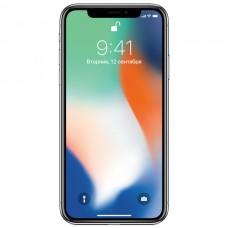 Смартфон Apple iPhone X 256GB Silver