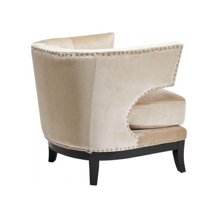 Кресло Art Deco Biege