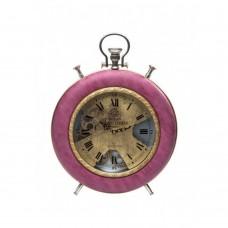 Часы настольные Velvet Pink Time
