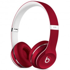 Наушники накладные Beats Solo 2 Red Luxe Edition (ML9G2ZE/A)