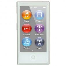Плеер MP3 Apple iPod Nano 16GB White/Silver (MKN22RU/A)